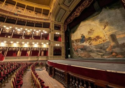Córdoba El Teatro San Martín en todo su esplendor