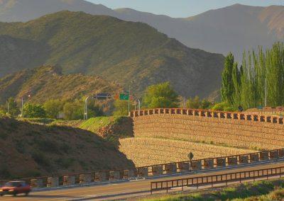 Cabañas en Potrerillos las Espuelas Mendoza Argentina
