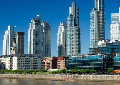 Recorrido Turístico en Buenos Aires puerto madero hoteles restaurantes