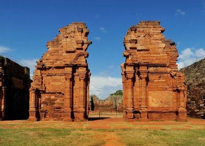Ruinas San Ignacio y Minas de Wand misiones argentina