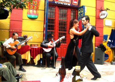 baile tango argentina