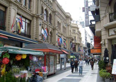 calle_florida buenos aires argentina
