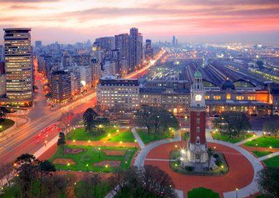 estacion retiro en capital federal argentina buenos aires trenes horarios a zona norte