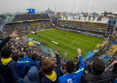 estadio boca-juniors buenos aires argentina