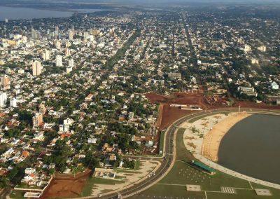 foto Misiones-Ciudad-de-Posadas-imagen-aerea