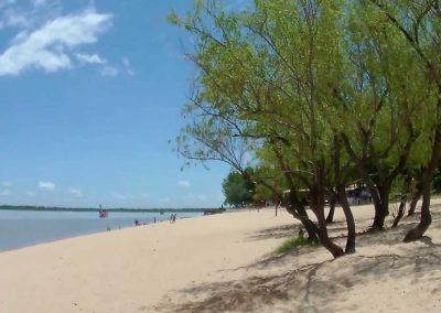 foto Playa de Villa Urquiza- Entre Ríos Argentina