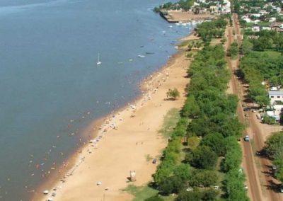 foto playa entre rios argentina