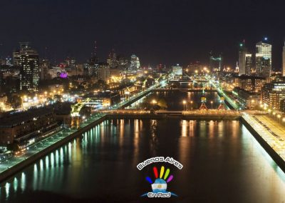 fotos buenos aires en la noche buenos aires de noche fotografias anochecer argentina