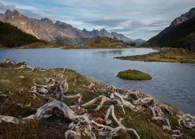 fotos de tierra del fuego argentina foto