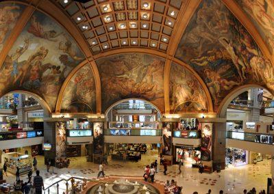 galerias-pacifico buenos aires argentina shopping ir de compras