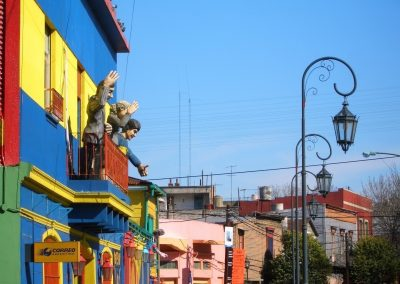 la boca-buenos aires-argentina visitar la boca restaurantes