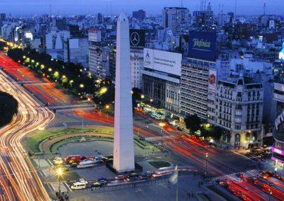 obelisco de buenos aires restaurantes hoteles
