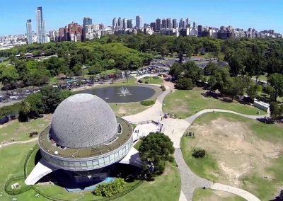 planetario de palermo buenos aires argentina