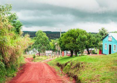 tierra roja misionera paisajes de misiones en argentina