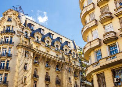 barrio Recoleta Buenos Aires Argetina fotos
