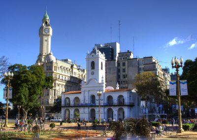 cabildo de Buenos Aires en red Argentina