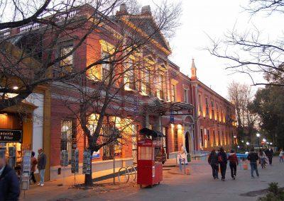 centro cultural de la Recoleta Buenos Aires en red Argentina