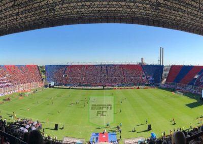 estadio san lorenzo de almagro buenos aires en red argentina gasometro