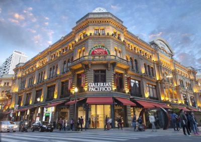 galerias Pacifico en Buenos Aires Argetina fotos 2