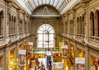 galerias Pacifico fotos en Buenos Aires Argetina visitar